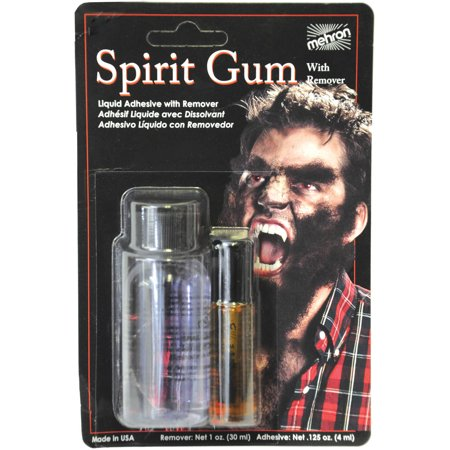 Spirit Gum and Remover Adult Halloween Accessory