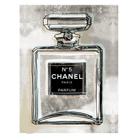 hobbitholeco Chanel Wall Art