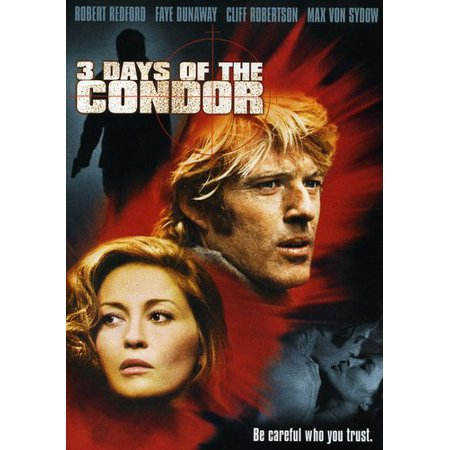 3 Days of the Condor ( (DVD)) (The Return Of The Condor Heroes 1998)