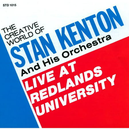 Also Available As Part Of The 4 Cd Set Stan Kenton Stan Kenton   His Orchestra  Stan Kenton  Piano   Quinn Davis  Richard Torres  Norm Smith  Willie Maiden  Jim Timlin  Saxophone   Mike Vax  Joe Ellis  Jim Kartchner  Dennis Noday  Warren Gale  Trumpet   Dick Shearer  Mike Jamieson  Fred Carter  Tom Bridges  Graham Ellis  Trombone   Gary Todd  Bass   Baron John Von Ohlen  Drums   Efrain Logreira  Percussion  Recorded Live At Redlands University  Redlands  California