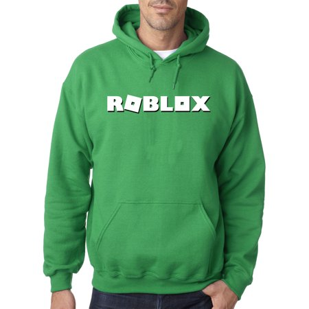 New Way New Way 923 Adult Hoodie Roblox Logo Game Accent