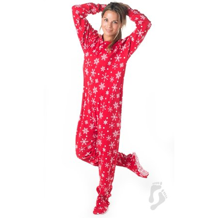 bedtime-bear-footed-pajamas-for-adults-fake-boob-contest