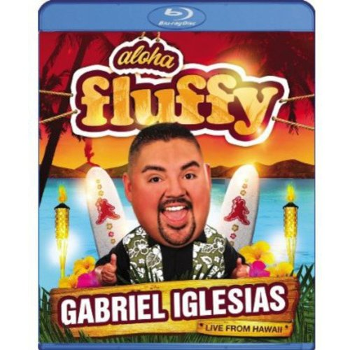 Gabriel Iglesias: Aloha Fluffy - Live From Hawaii (Blu-ray) (Widescreen)