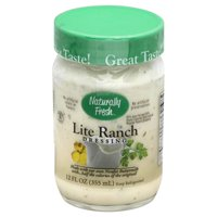 Naturally Fresh Lite Ranch Dressing 12 fl oz