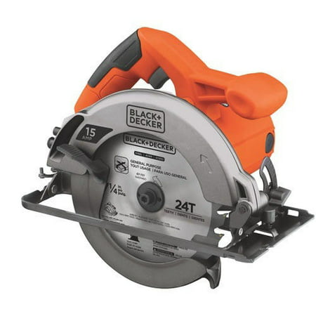 Black decker cs1015 15 amp 7 14 in circular saw walmart black decker cs1015 15 amp 7 14 in circular saw greentooth Choice Image