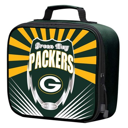 Green Bay Packers The Northwest Company Lightning Lunch Kit - No - Green Bay Packers Tool