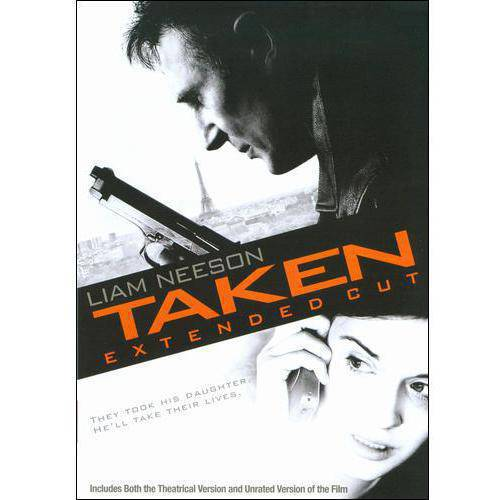 Taken (Extended Cut) (Widescreen)