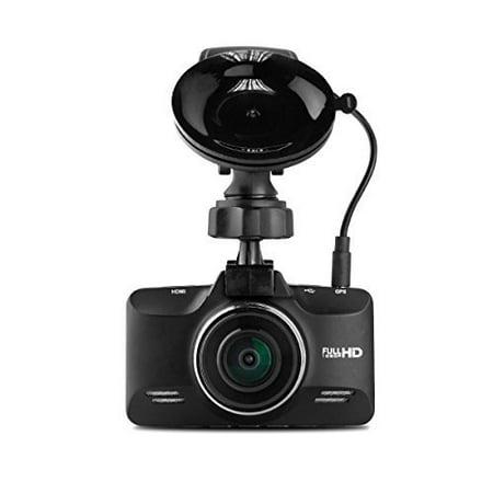 Black Box G98S GPS Dash Camera - Super HD Wide Angle Zoom Car DVR - Zinc Alloy (Best Car Blackbox Camera)