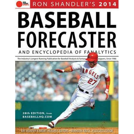 Baseball Forecaster : And Encyclopedia of Fanalytics (Sports Encyclopedia Baseball)
