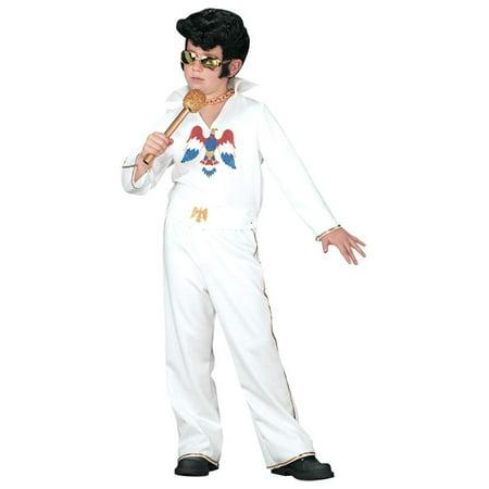 Childs Elvis Presley Costume (Children's Elvis Presley Costume)