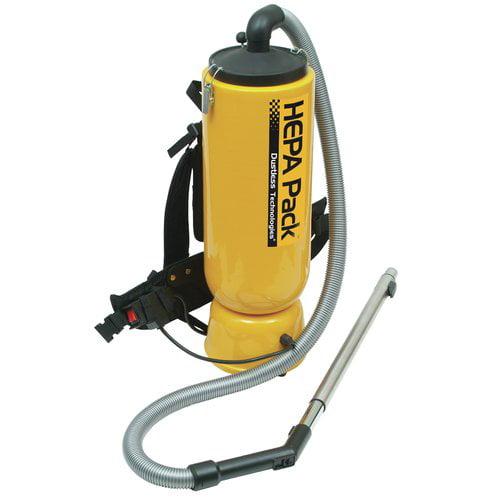 Dustless Technologies HEPA Backpack Dustless Vacuum
