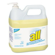 Glade 5792203 All Free Clear HE Liquid Laundry Detergent, 2 Gallon