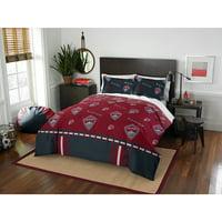 Colorado Rapids The Northwest Company 86'' x 86'' Full/Queen Comforter & Sham Set