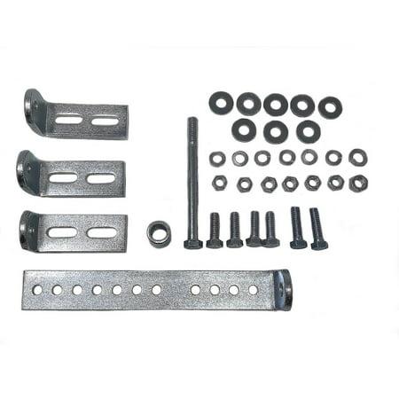 Alternator Repair Kits - Universal Generator to Alternator Conversion Bracket Generator to Alternator Kit