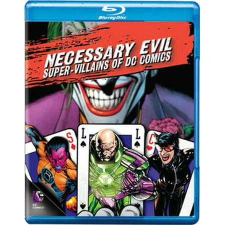 Necessary Evil: The Villains of DC Comics (Blu-ray) - Comic Book Women Villains