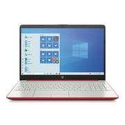 """HP 15.6"""" Pentium 4GB/500GB Laptop-Scarlet Red"""
