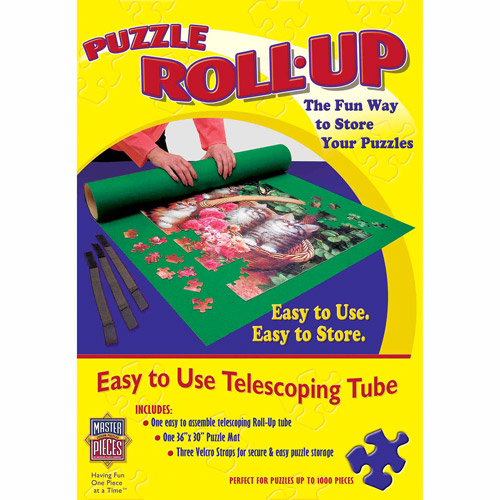 Puzzle Roll Up Jigsaw Puzzle Mat