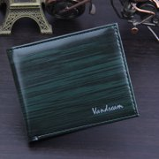 Men Bifold Business Leather Wallet ID Credit Card Holder Purse Pockets GN
