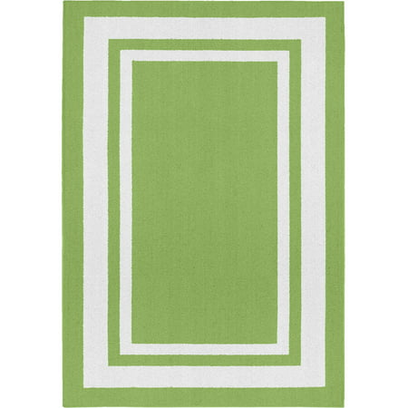 Garland Rug Borderline Indoor/Outdoor Area Rug ()