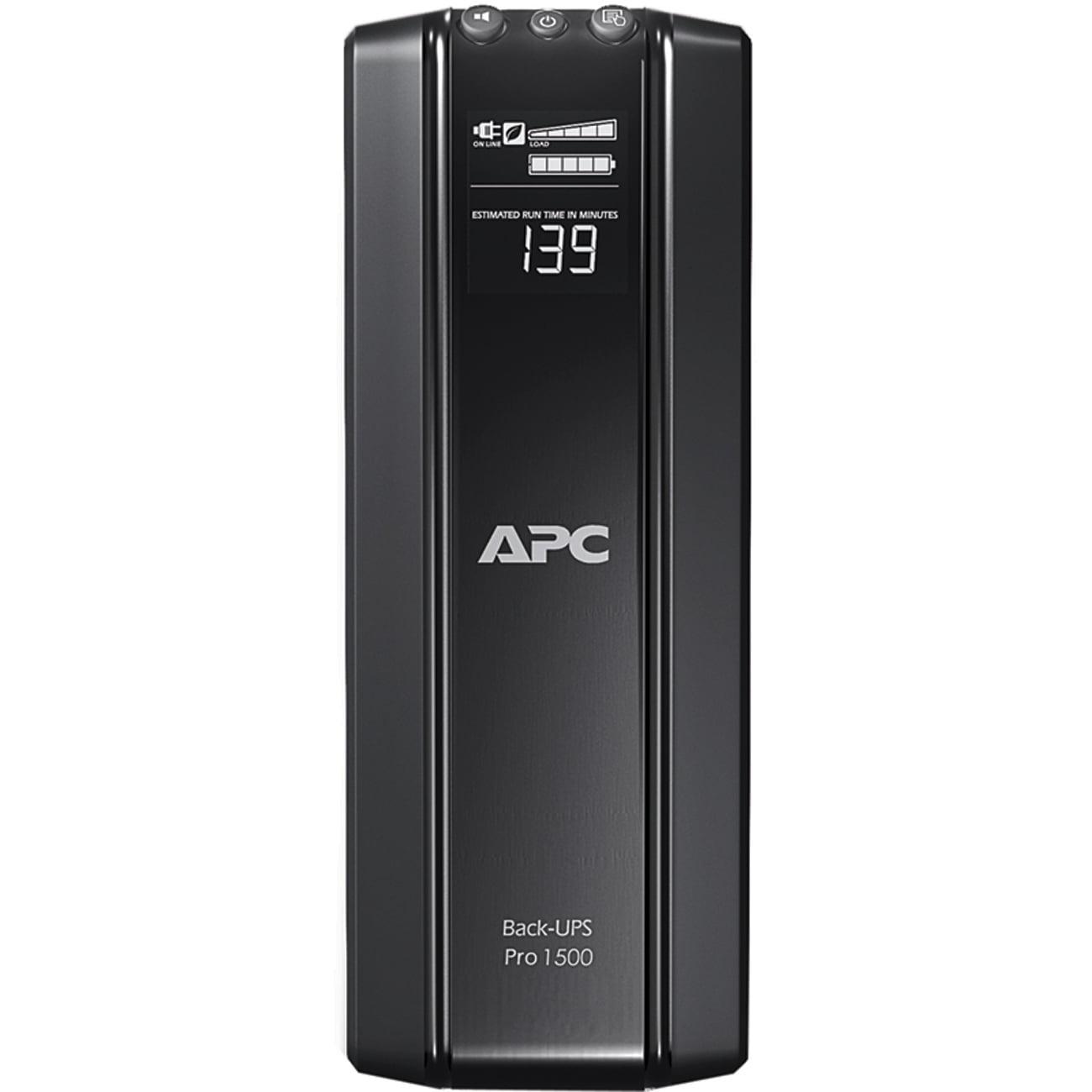 APC Back-ups Br1500gi Line-interactive Ups - 1.50 Kva/865...