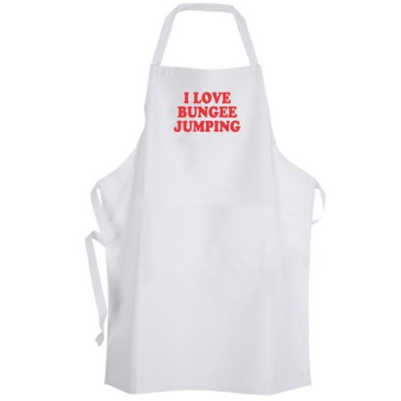 Aprons365 - I Love Bungee Jumping – Apron