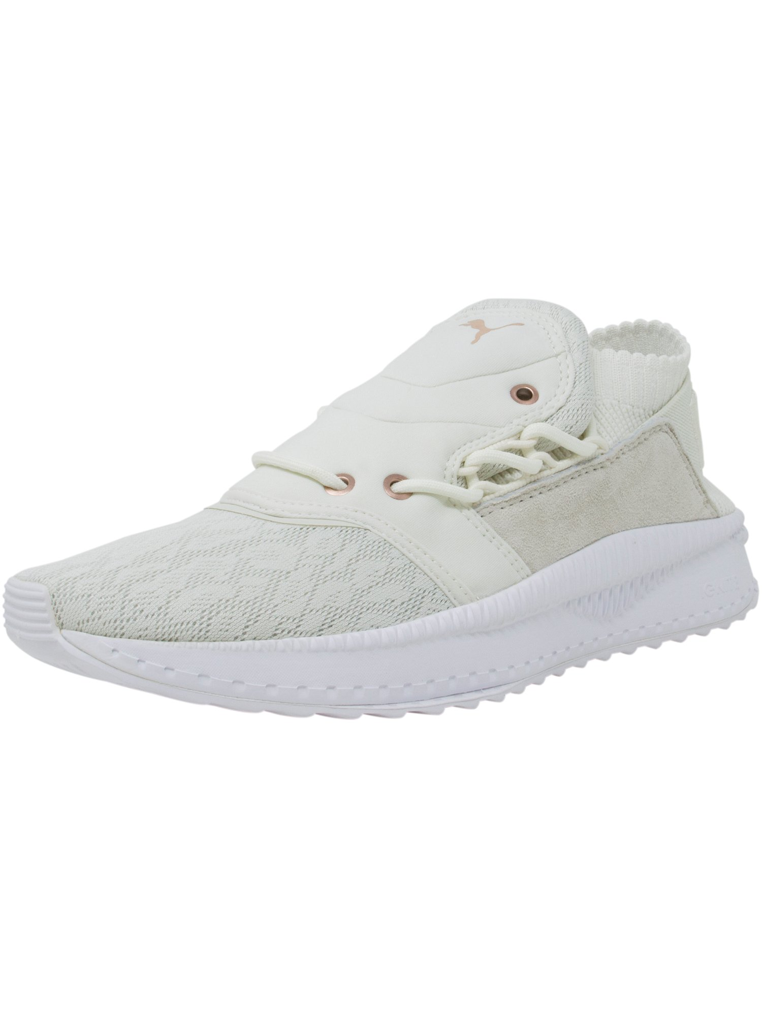 Puma Women's Tsugi Shinsei Marshmallow / Ankle-High Fabric Training Shoes - 8M