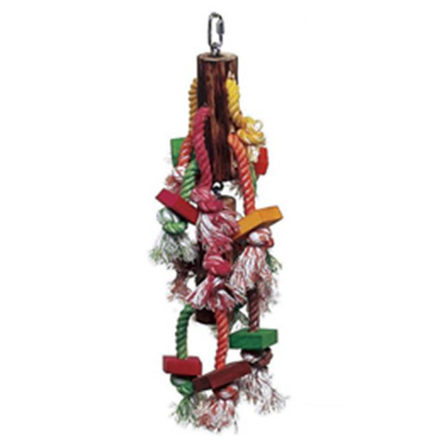 Parrotopia TOY 11 10 in. x 14 in. Numbchuck