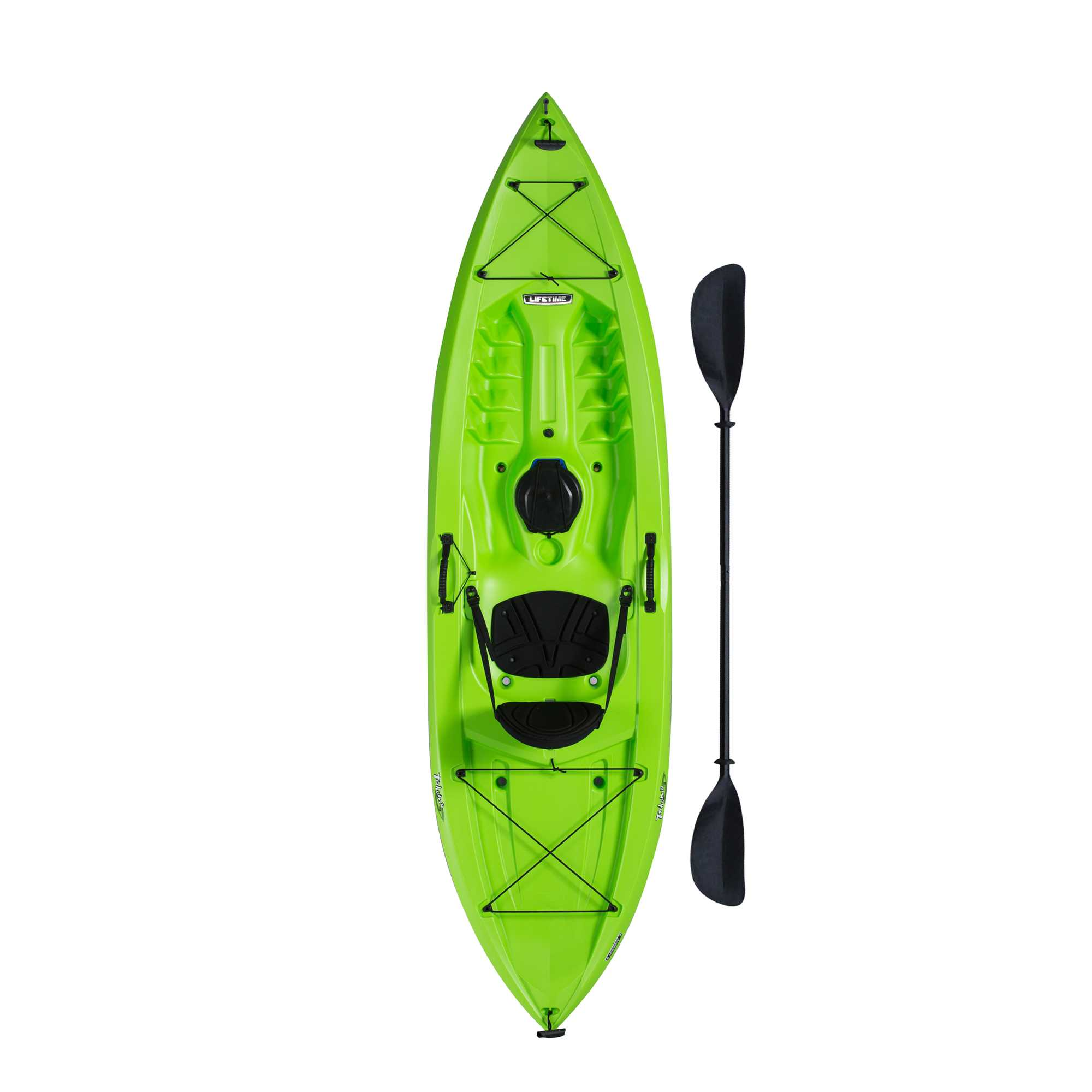 Lifetime Tahoma 100 Sit-On-Top Kayak (Paddle Included) by Lifetime Products