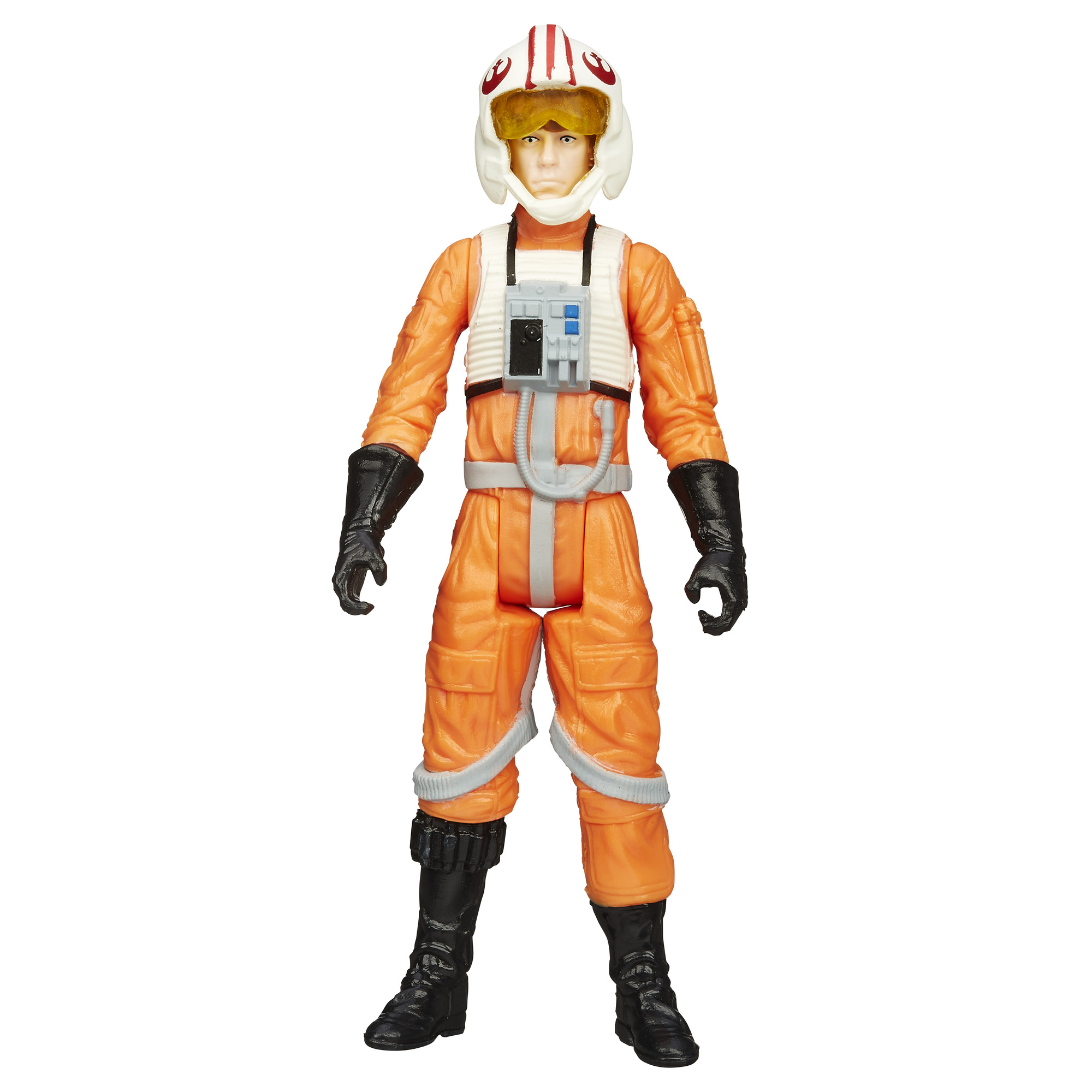 Star Wars Saga Legends 2015 Luke Skywalker Action Figure [Rebel Pilot]