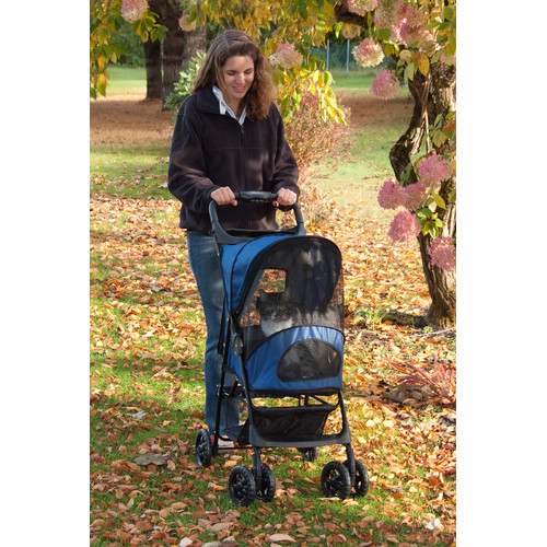 Pet Gear Happy Trails Standard Pet Stroller Mesh