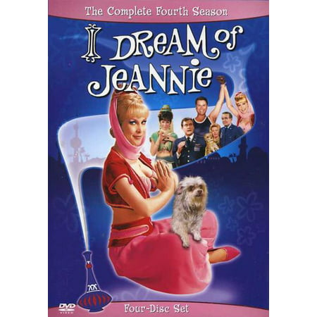 I Dream of Jeannie: The Complete Fourth Season (