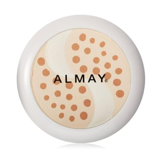 Almay Smart Shade Smart Balance Skin Balancing Pressed Powder, Light/Medium [200] 0.20 oz (Pack of 3)