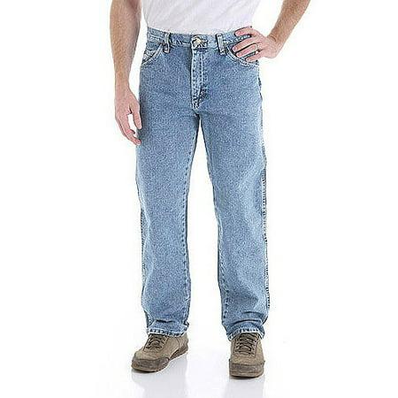 Wrangler Big Men's Regular Fit Jeans ()