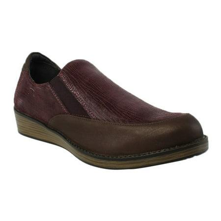 c5e57e6a201e7 Naot Womens Brown Clogs Flats Size 5 New