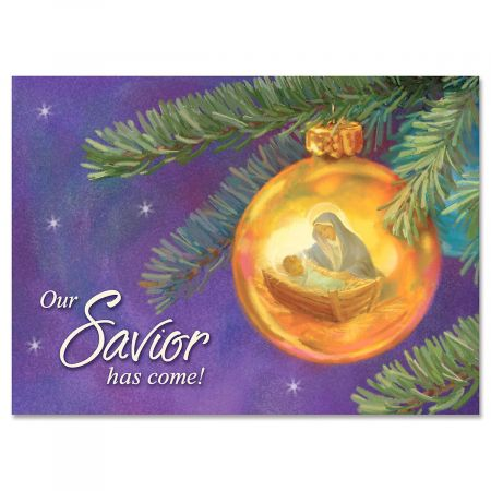 Reflections Christmas Cards - Set of 18
