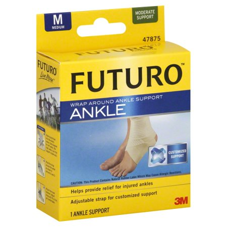 3M Futuro  Wrap Around Ankle Support, 1 ea