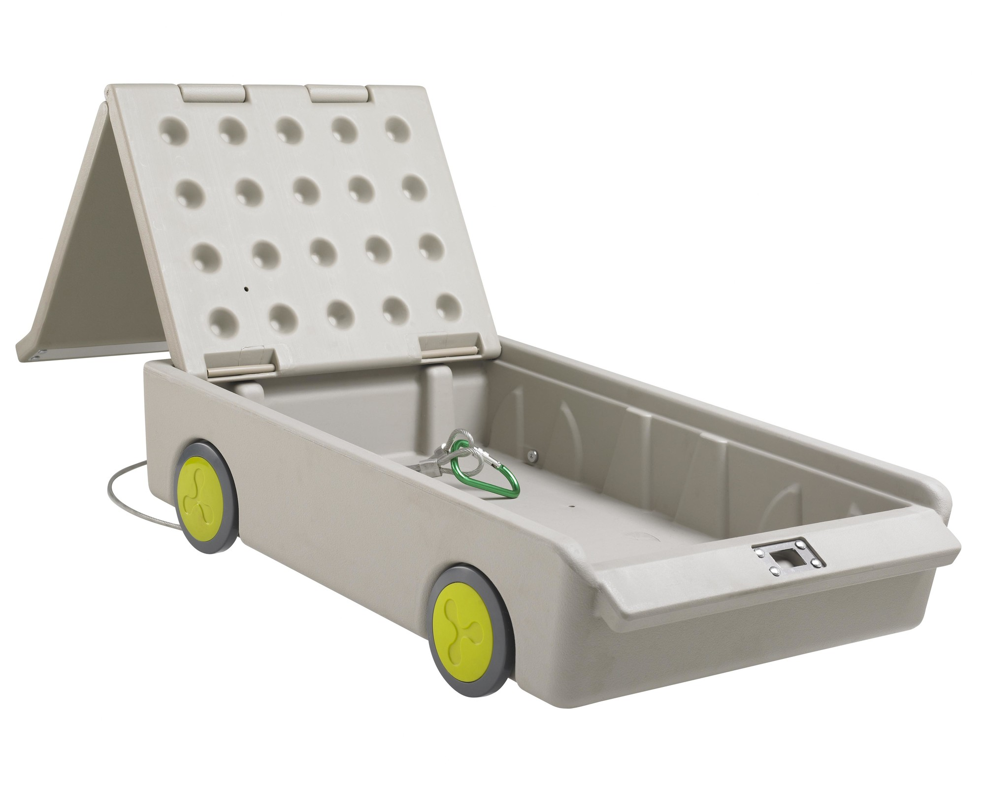 ECR4Kids Lock and Roll Storage Box Walmartcom