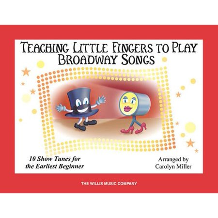 Teaching Little Fingers to Play Broadway Songs](Halloween Finger Family Songs)
