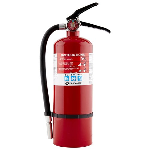 First Alert US Coast Guard ABC For Household Fire Extinguisher (Set of 2)