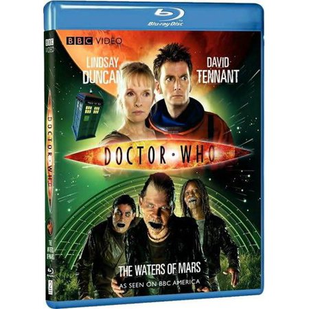 Doctor Who: The Waters of Mars (Blu-ray)
