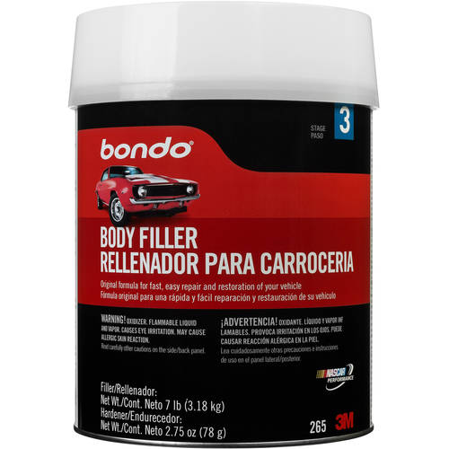 Bondo Body Filler, 1 Gallon