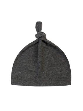 Weefy Newborn Infant Baby Knotted Cotton Hat Toddler Kids Boys Girls Soft Cap Hat