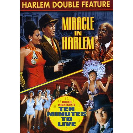 Miracle in Harlem & Ten Minutes to Live (DVD) - Party City In Harlem