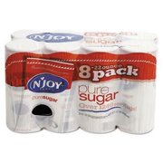 N'Joy Pure Granulated Sugar, 22-oz, 8 Canisters