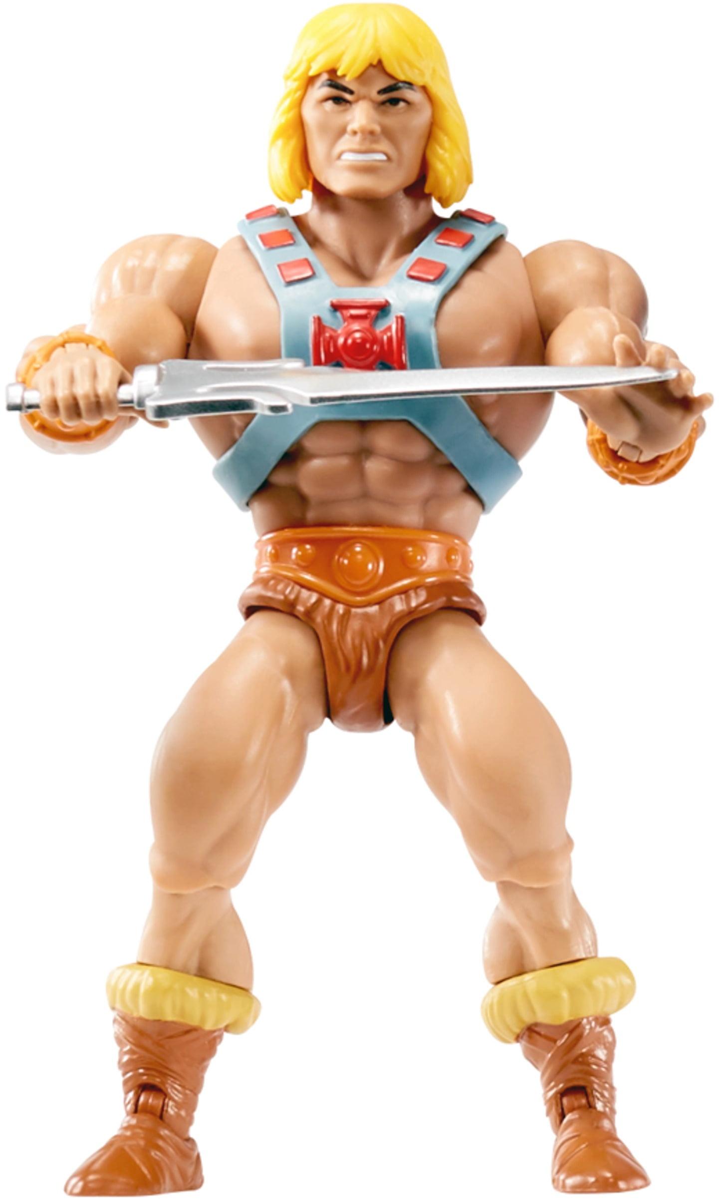 Masters Of The Universe Origins Skeletor 5.5 Action Battle Figure Walmart 2020