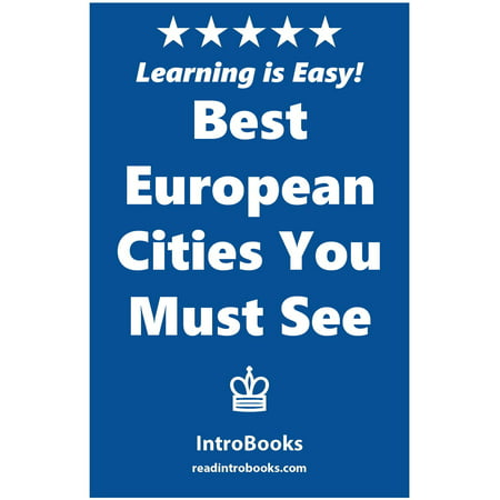 Best European Cities You Must See - eBook