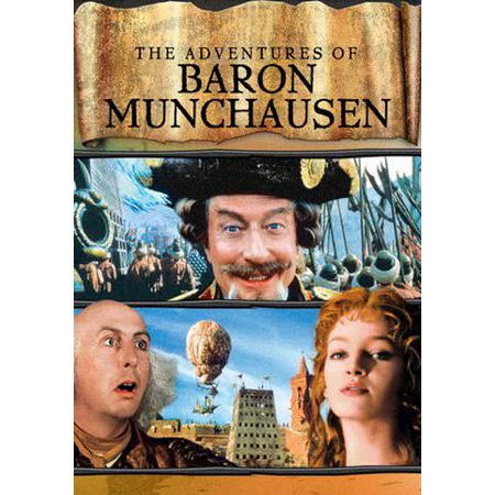 The Adventures of Baron Munchausen (Vudu Digital Video on (The Adventures Of The Baron Of Munchausen)