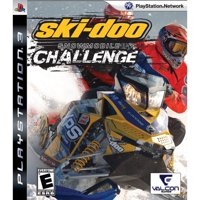 Ski Doo Snowmobile Challenge - Playstation 3