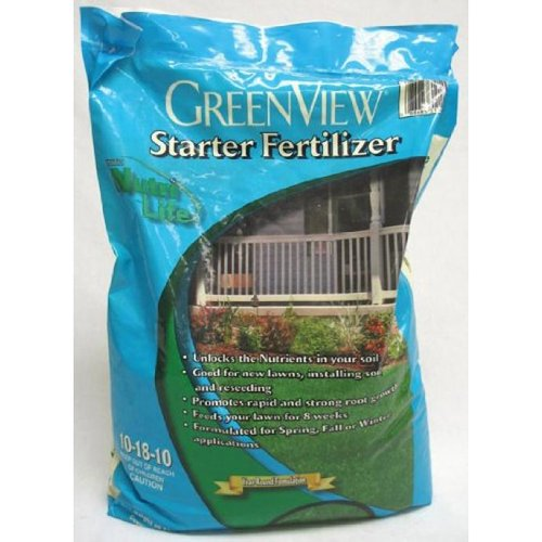 Greenview Starter Fertilizer 10-18-10