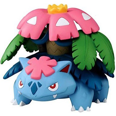 Pokemon Evolution Mega Venusaur Figure [Loose (No (Top Ten Best Mega Evolutions)
